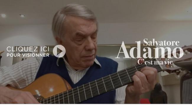 Tournée québécoise de Salvatore Adamo reporté