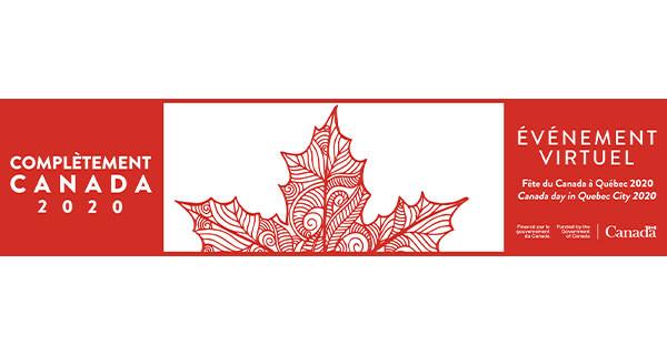 Fête du Canada à Québec